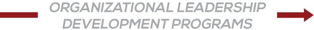 Organizational Leadership Development Programs
